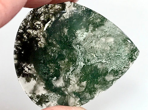 Loose Green Moss Agate #1130