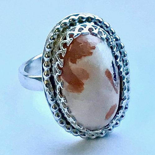 Scolecite ring