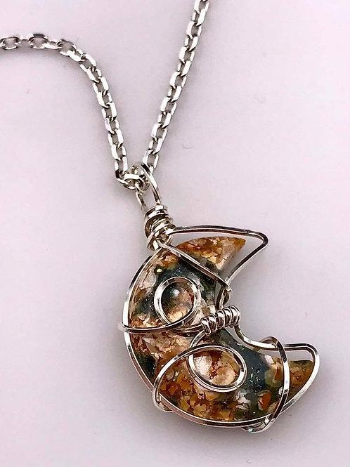 Ocean Jasper necklace