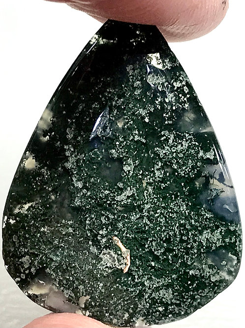 Loose Green Moss Agate #1425