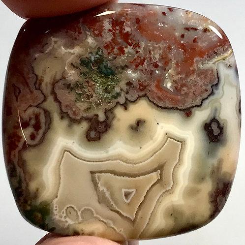 Loose Crazy Lace Agate/Jasper #5802
