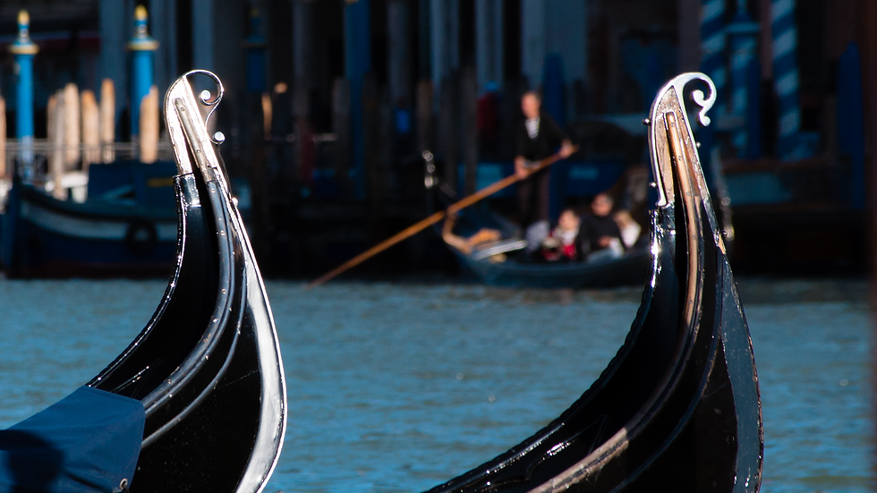 What a Glorious Day - Venice, Italy