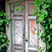Garden Doors - Carmel, California