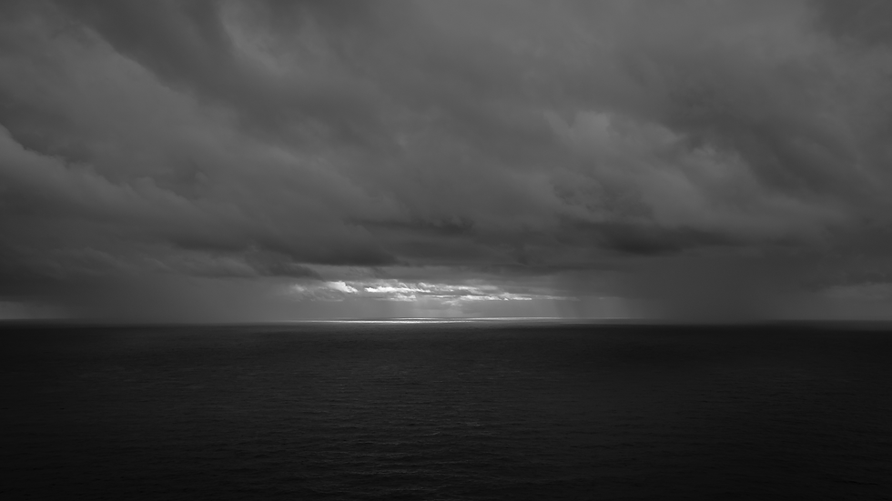 Another Storm - Northern California Coast