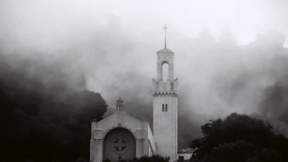 Morning Fog - Carmel Highlands, California