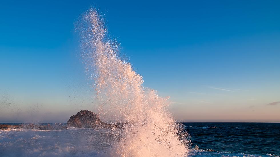 End of the Day - Laguna Beach, California