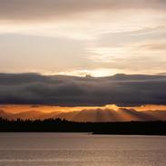 Sunrise - Seattle, Washington