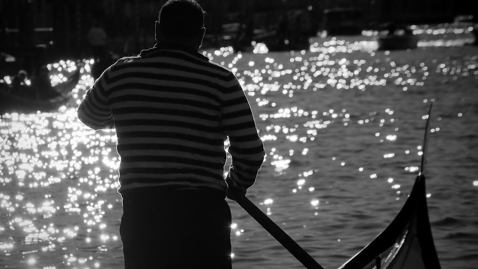 Il Gondoliere - Venice, Italy
