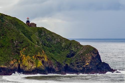 Lighthouse - Central Coast California