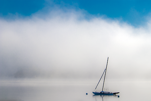 Quiet Morning - Lake Sammamish, Washington