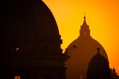 Rome @ Sunset - Rome, Italy