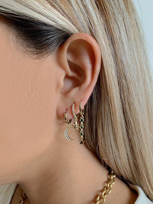Beta Earring Set