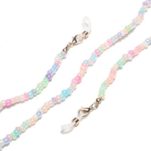 Pastel Glasses Chain
