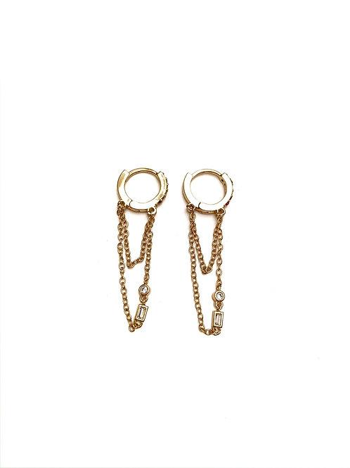 Las Vegas Earrings