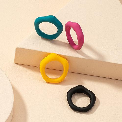 Candyland Ring Set