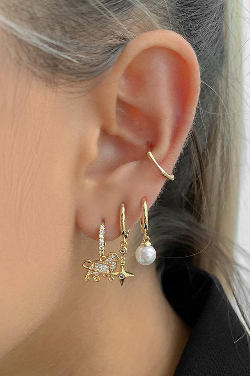Astro Earring Set