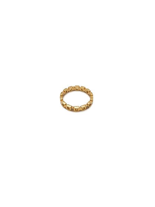 Minimal Crown Ring