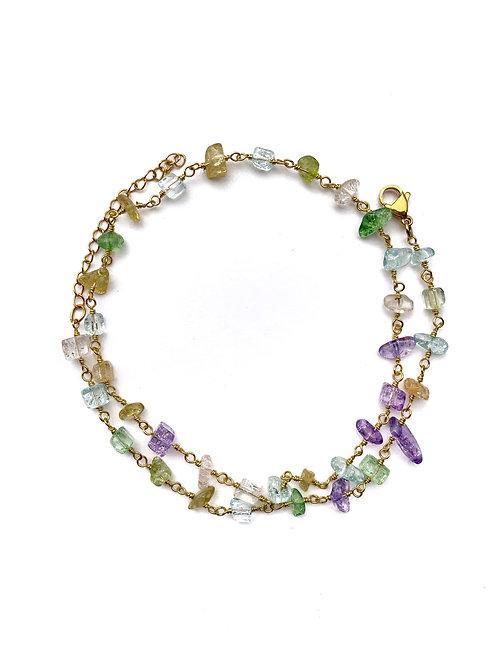 Irregular Stone Necklace