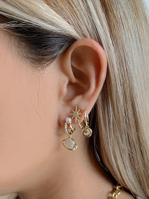 Bellatrix Earring Set