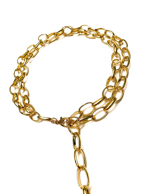 Double Chain Belt