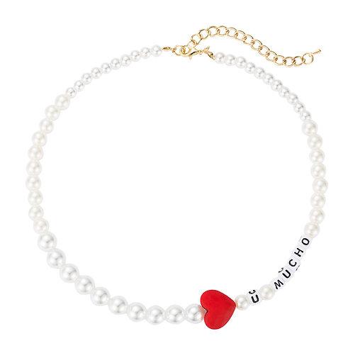 Love U Mucho Necklace