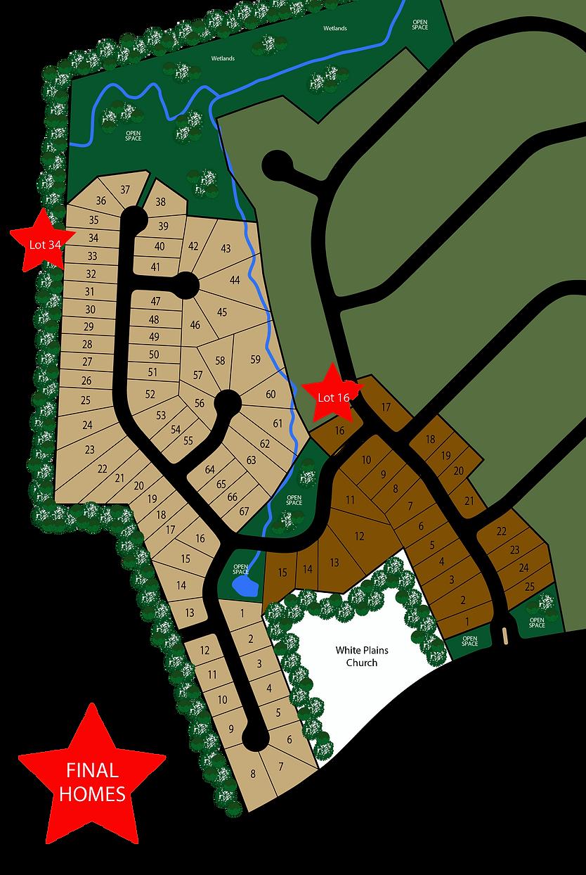 Westcott Place Site Plan