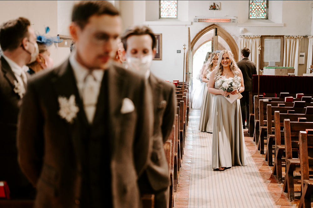 Small wedding photography in manchester