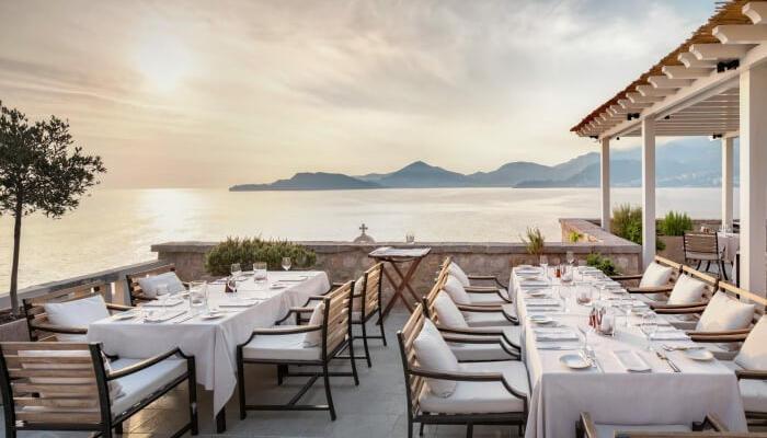 wedding in montenegro - best villas