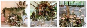 Cheshire Wedding Florist Designer