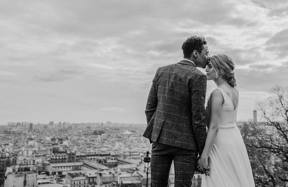 Destination Wedding Photography In Paris