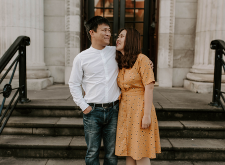 Couple Photography at Manchester University | Engagement photoshoot & Pre-Wedding Photographer
