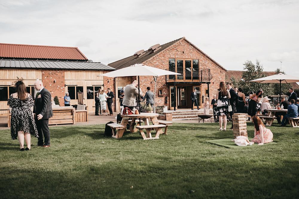 Wedding venue - Wotton Park  UK Wootton Wawen
