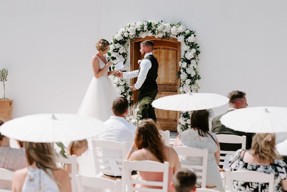 destination wedding photographer - rhodes wedding at ktima lindos