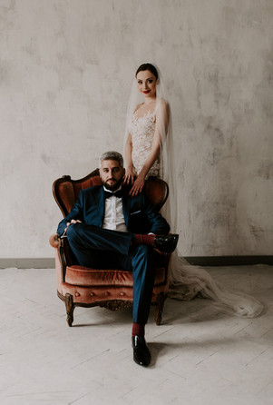 Editorial Style Wedding Photographer In