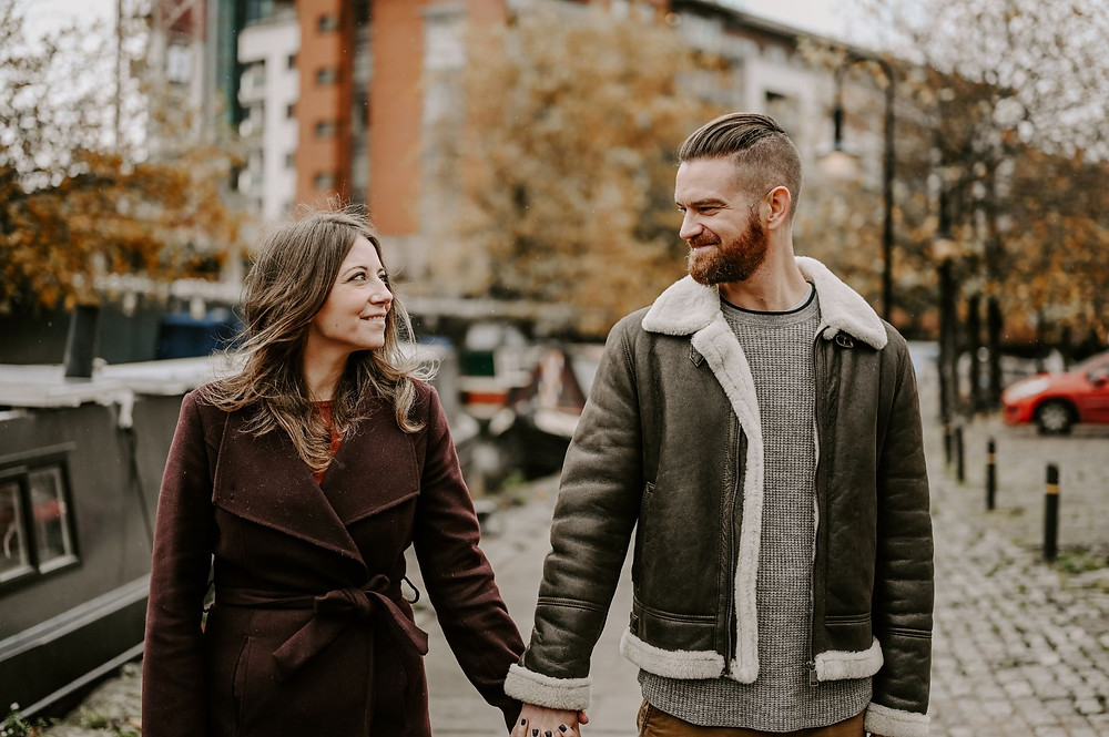 Manchester Engagement Session