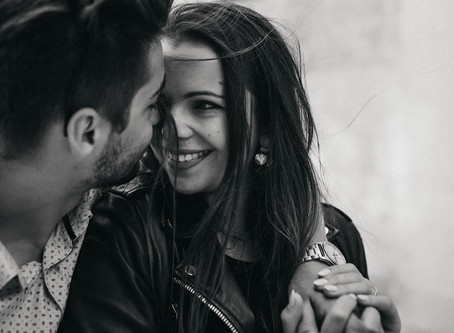 Engagement Photoshoot In Valletta, Malta | Couple Photographer