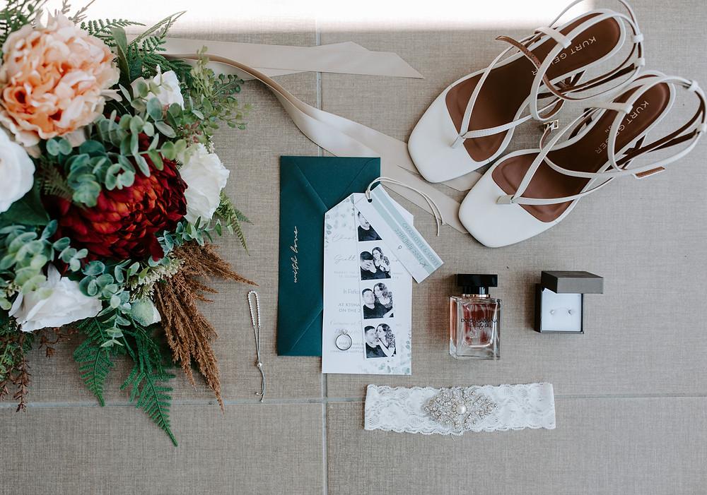 Bridal details - ktima lindos, greece