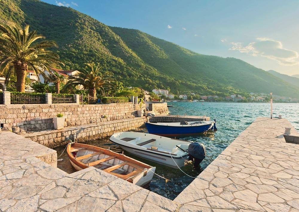 montenegro wedding locations - wedding photographer in montenegro