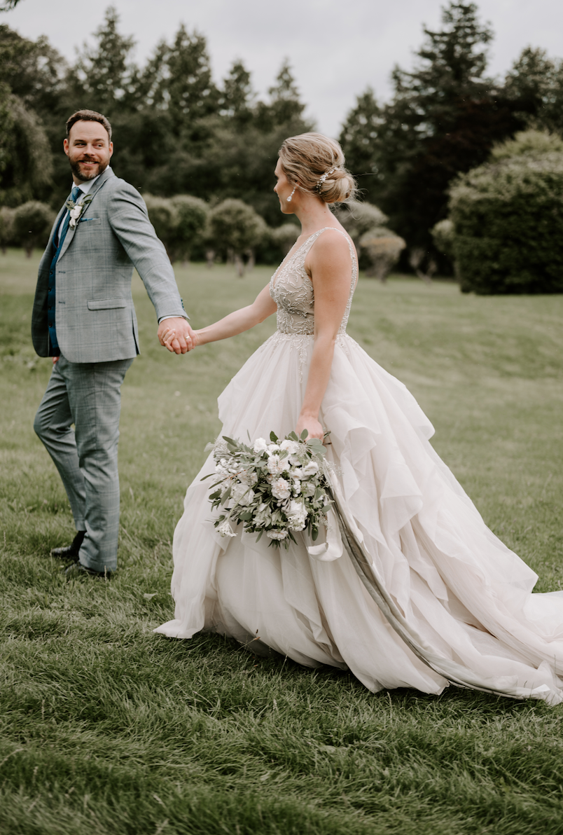 Thicket Priory wedding venue in Yorkshire | Wedding Photography