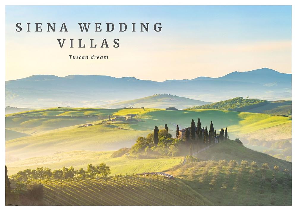 Siena wedding villas - Tuscan Dream wedding - Desination Wedding Photographer - Urban Photo Lab
