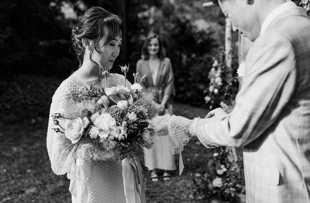 Beautiful ceremony at Schlosshotel Wedding