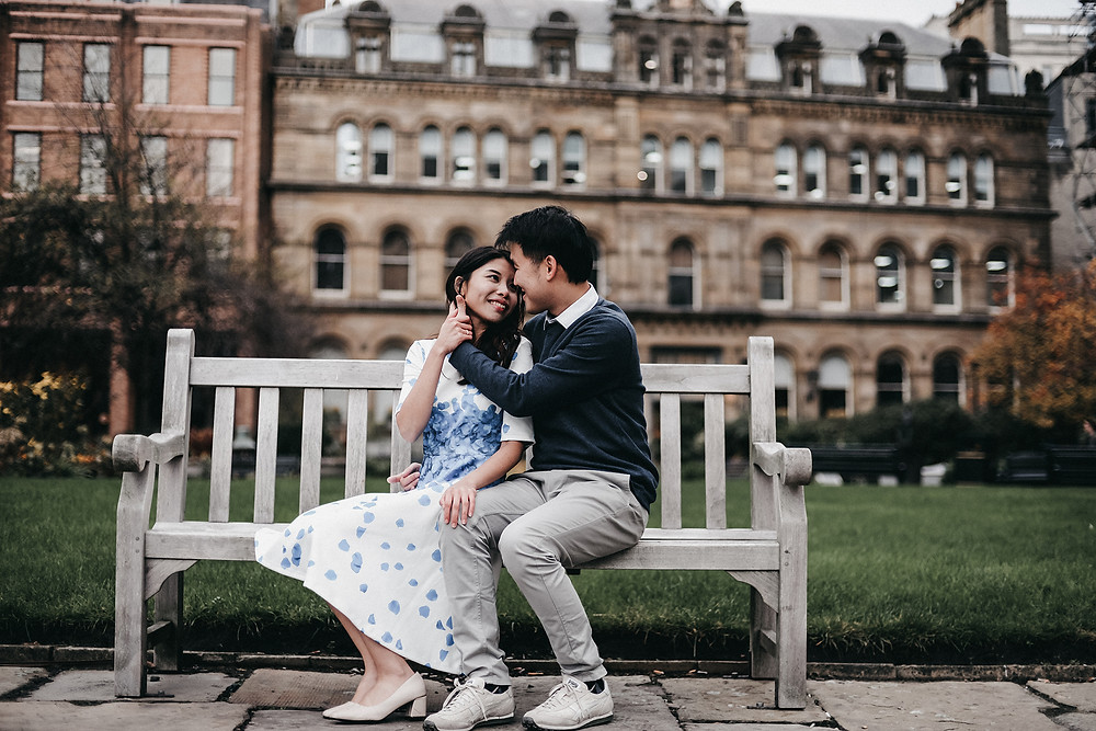 Engagement session in Liverpool | Wedding Photography
