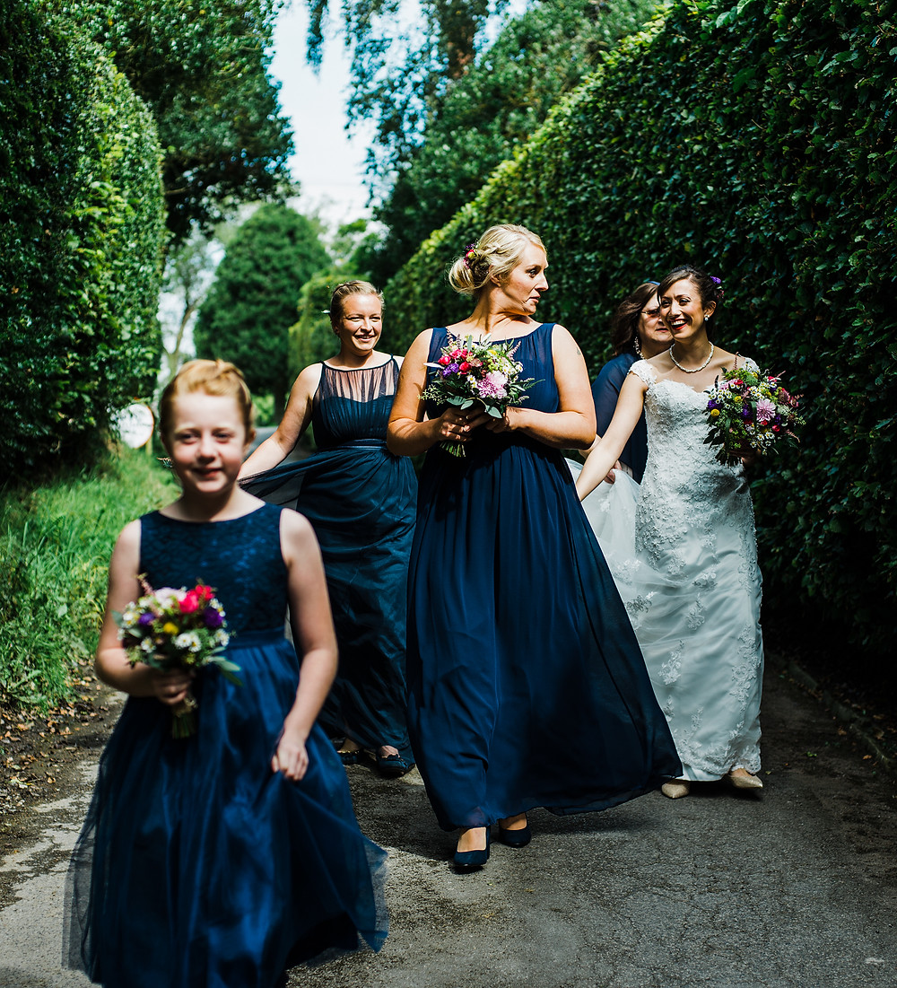 Manchester Wedding Photographer Hilltop Country House Cheshire
