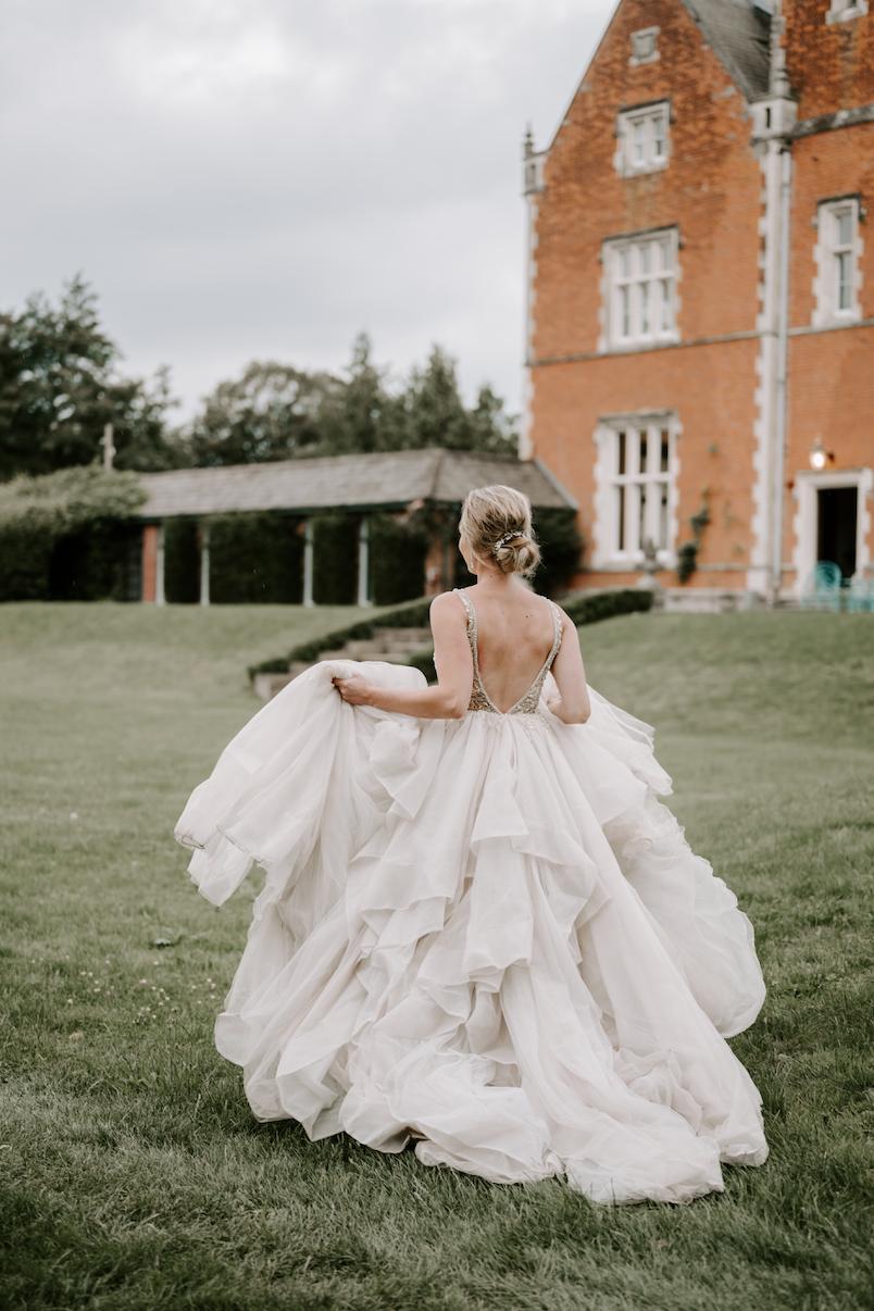 luxury wedding venue thicket priory