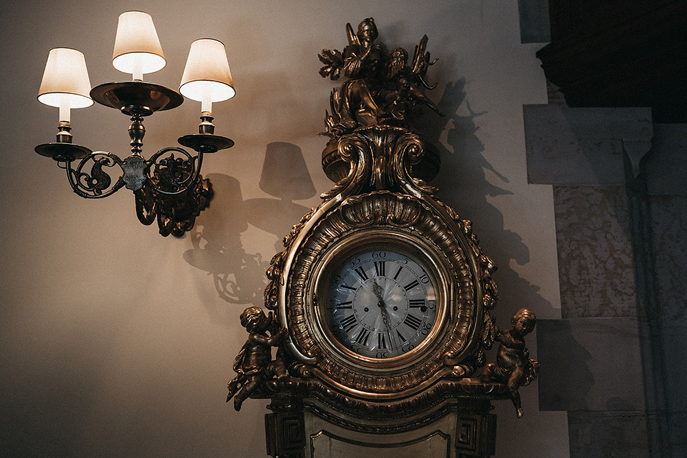 watch details at schlosshotel kronberg, frankfurt