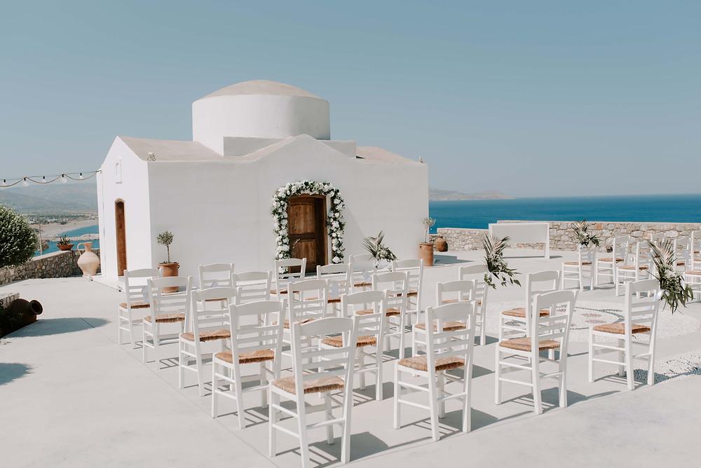 wedding day at ktima lindos - destination wedding photographer