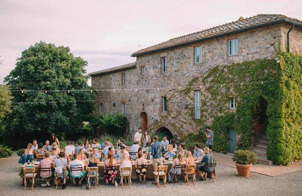 Top siena wedding villas - wedding venues in tuscany