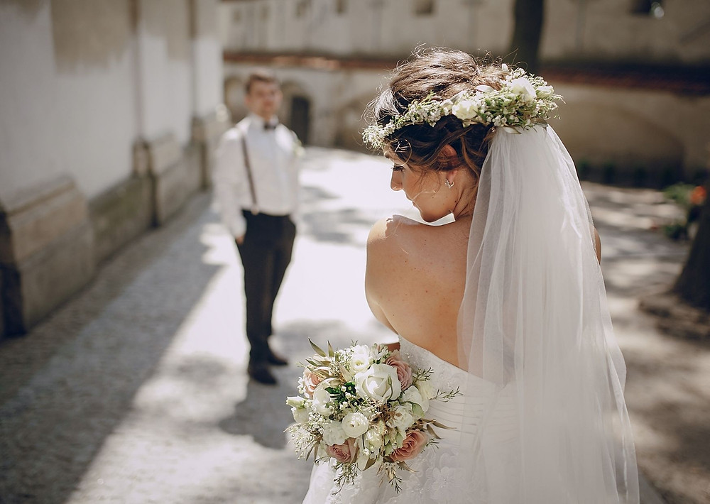 destination wedding photographer in siena