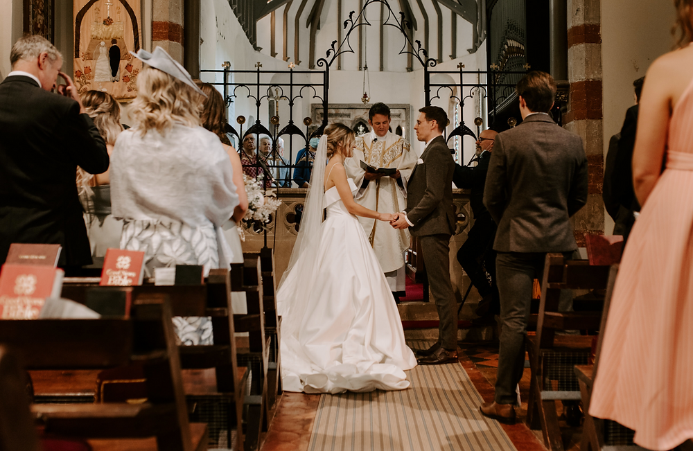Candid wedding photography in Manchester