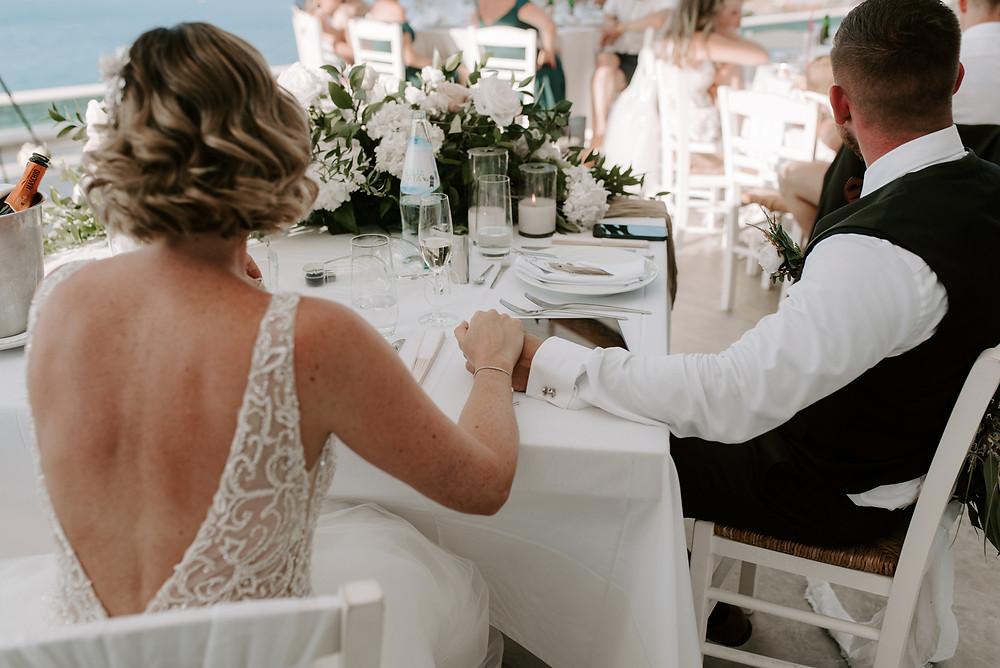 Wedding at Ktima Lindos